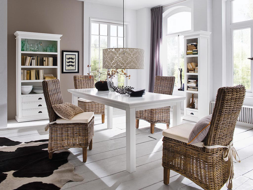 Wicker Dining Room Chairs  Best Ideas About Outdoor Dining - Rattan dining room set