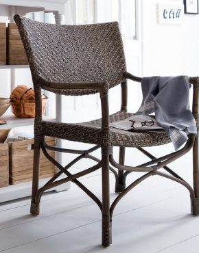Squire Rattan Chair,Rattan Dining Chair