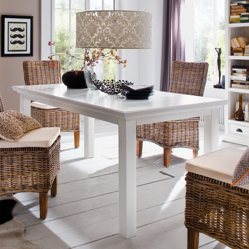 Family dining table home furniture manufacturer wholesale hotel villa furniture - Hotel dining tables ...