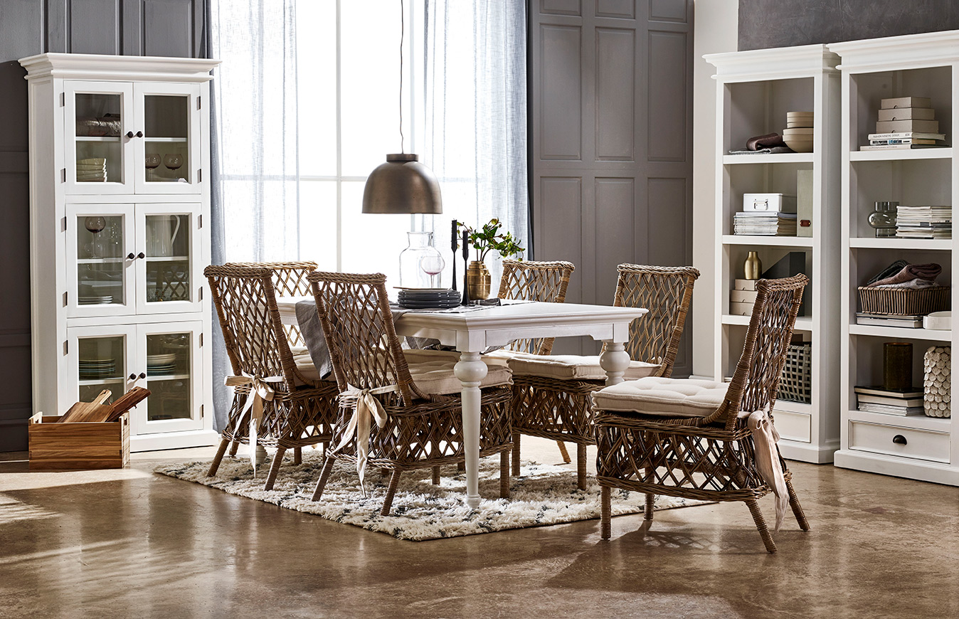 T777 - Dining Table 180cm - Bali Furniture Manufacturer, Indonesia ...